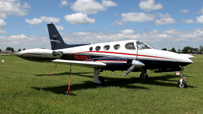 N340SJ - Cessna 340A - Private