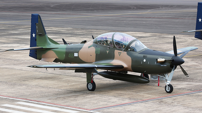 466 - Embraer A-29B Super Tucano - Chile - Air Force