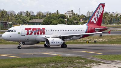 PR-MBV - Airbus A319-132 - TAM Linhas Aéreas