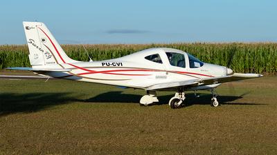 PU-CVI - Tecnam P2002RG Sierra - Private