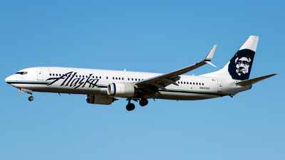 N461AS - Boeing 737-990ER - Alaska Airlines