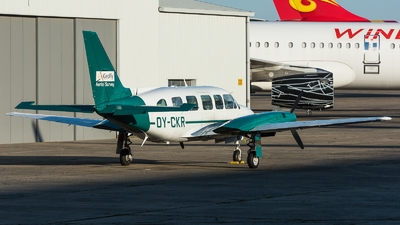 OY-CKR - Piper PA-31-350 Chieftain - Private