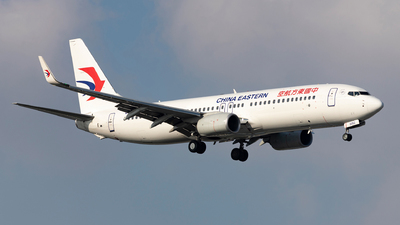 B-205Z - Boeing 737-89P - China Eastern Airlines