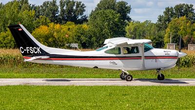 C-FSCK - Cessna R182 Skylane RG - Private
