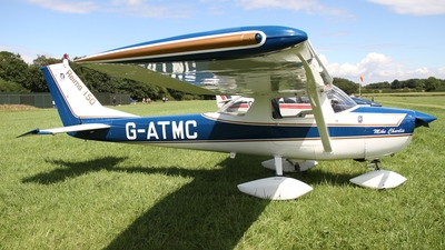 A picture of GATMC - Cessna F150F - [0020] - © Ian Johnson