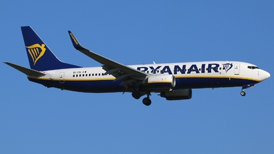 EI-EBI - Boeing 737-8AS - Ryanair