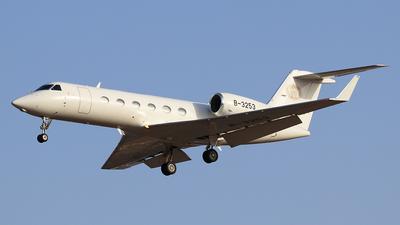 B-3253 - Gulfstream G450 - Private