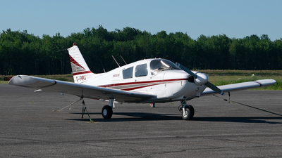 C-FVPJ - Piper PA-28-180 Cherokee C - Private
