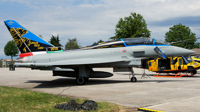 MM55168 - Eurofighter Typhoon EF2000(T) - Italy - Air Force
