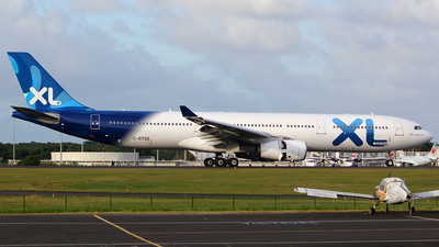 C-GTSD - Airbus A330-343 - XL Airways France