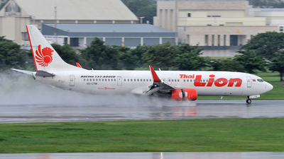 HS-LTM - Boeing 737-9GPER - Thai Lion Air