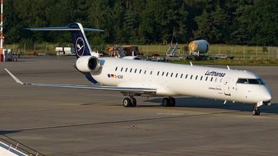 D-ACNP - Bombardier CRJ-900LR - Lufthansa Regional (CityLine)