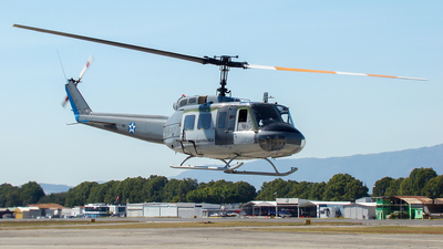 190 - Bell UH-1H Iroquois - Guatemala - Air Force