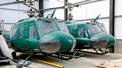 N338CB  - Bell UH-1H Iroquois - Private