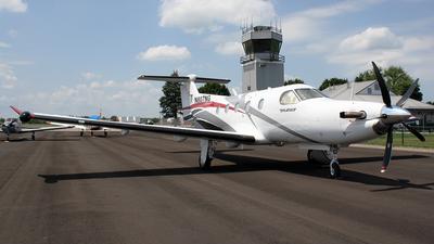 N807NG - Pilatus PC-12/47E - Private