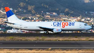 LZ-CGV - Boeing 737-405(SF) - Cargoair