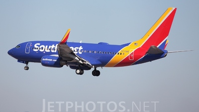 N7708E - Boeing 737-76N - Southwest Airlines