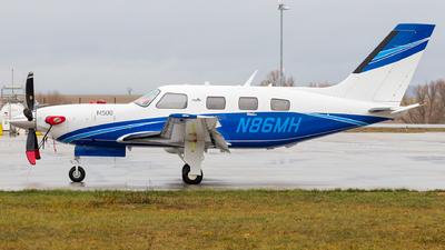 N86MH - Piper PA-46-M500 - Private