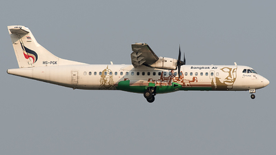 A picture of HSPGK - ATR 72500 - [0680] - © Philippe CHASTAGNOL