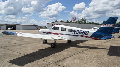 N386D - Piper PA-28-181 Archer TX - Private