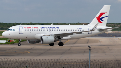 A picture of B6460 - Airbus A319115 - China Eastern Airlines - © AviaNK