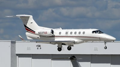 N337QS - Embraer 505 Phenom 300 - NetJets Aviation