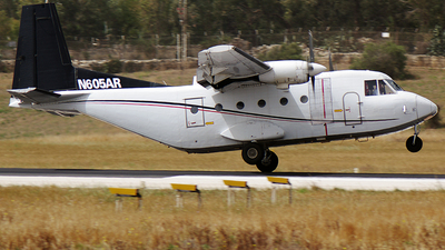 N605AR - CASA C-212-200 Aviocar - EP Aviation