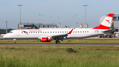 OE-LWP - Embraer 190-200LR - Austrian Airlines
