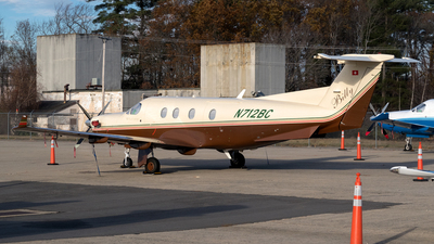 N712BC - Pilatus PC-12/45 - Private