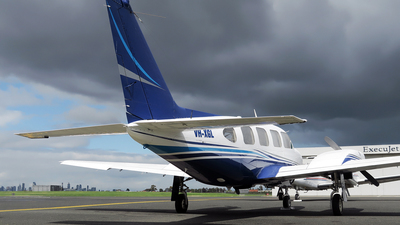 A picture of VHXGL - Piper PA31 - [3130] - © George Canciani