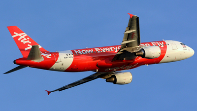 A picture of 9MAHA - Airbus A320216 - [3223] - © Hin Volvo - AHKGAP