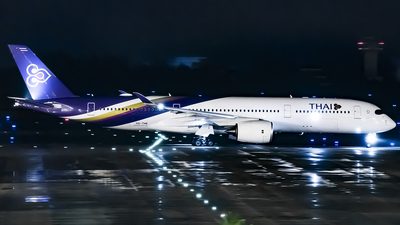 HS-THK - Airbus A350-941 - Thai Airways International