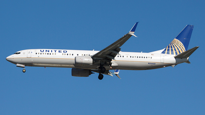 N34460 - Boeing 737-924ER - United Airlines