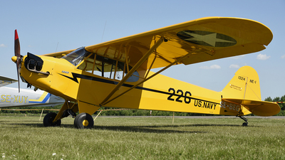 SE-BEG - Piper J-3C-65 Cub - Private