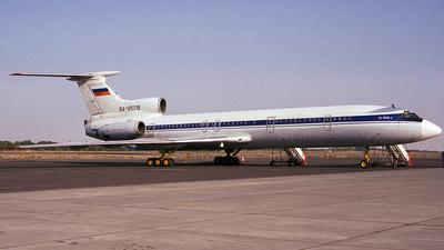 RA-85318 - Tupolev Tu-154B-2 - Aeroflot