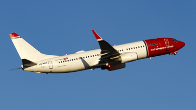A picture of LNNHA - Boeing 7378JP - Norwegian - © AvA