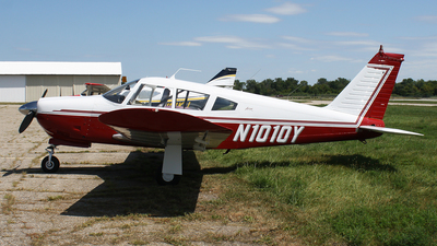 N1010Y - Piper PA-28R-200 Cherokee Arrow - Private