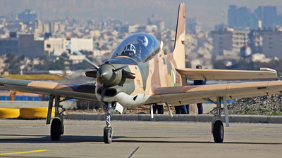 15-2403 - Embraer EMB-312 Tucano - Iran - Revolutionary Guard