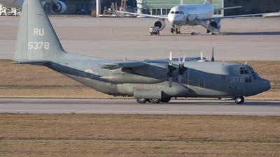 165378 - Lockheed C-130T Hercules - United States - US Navy (USN)