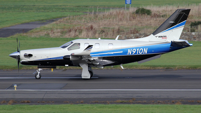 N910N - Socata TBM-910 - Private