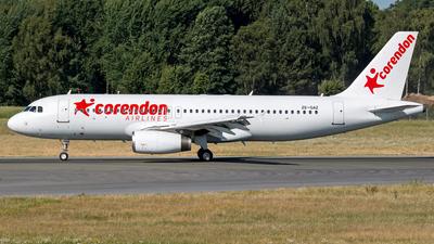 ZS-GAZ - Airbus A320-231 - Corendon Airlines