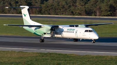 A picture of LNWDK - De Havilland Canada Dash 8400 - Wideroe - © Richard Toft