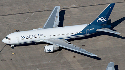 A picture of N712AX - Boeing 7672J6(ER) - [23307] - © Misael Ocasio Epicaviation47