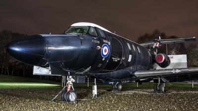 XS709 - Hawker Siddeley Dominie T.1 - United Kingdom - Royal Air Force (RAF)