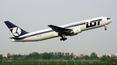 SP-LPG - Boeing 767-306(ER) - LOT Polish Airlines