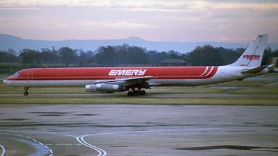 N964R - Douglas DC-8-63(F) - Emery Worldwide