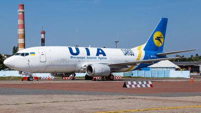 UR-FAA - Boeing 737-3Y0(SF) - Ukraine International Cargo