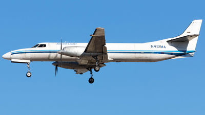 N421MA - Fairchild SA227-AC Metro III - Ameriflight
