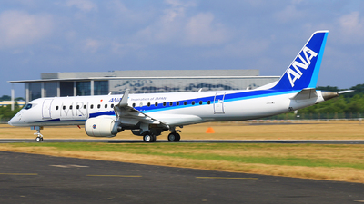 JA23MJ - Mitsubishi MRJ90STD - Mitsubishi Aircraft Corporation
