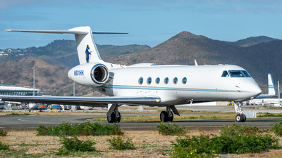 N801HH - Gulfstream G-V - Private
